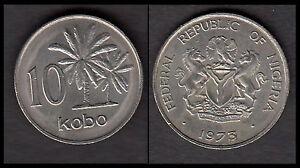 NIGERIA-10-KOBO-1973-Ref-135