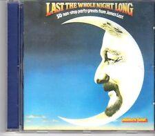(DV685) James Last, Last The Whole Night Long, 50 tracks - 2002 CD