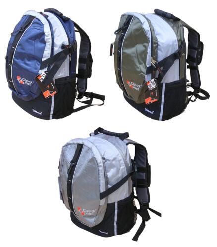 Rucksack Shoulder Day Work Festival Pack Travel Hiking Cycling Laptop Bag New