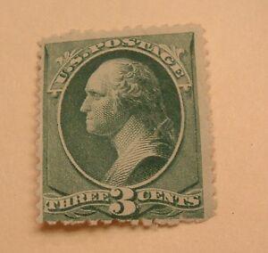 SCOTT-207-1881-3C-WASHINGTON-ISSUE-MINT