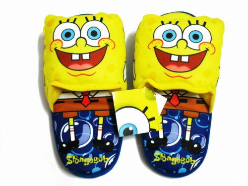 Spongebob Squarepants Costume plush doll Fancy Chaussures Indoor chaussons taille unique