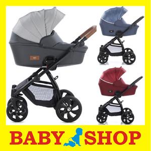 Tutis Aero 2in1 wózek głeboko-spacerowy stroller Kinderwagen Ultra light