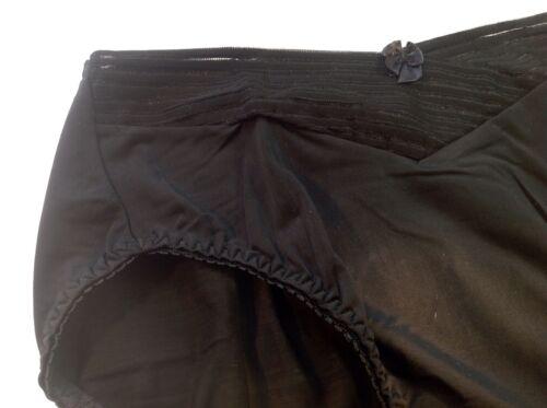 Women Panties,Briefs//Bikinis EVA CERVANTES Sz XL Black W//Decoration