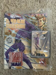 Dc Comics Superhero Figure Collection Issue 119 Elongated Man