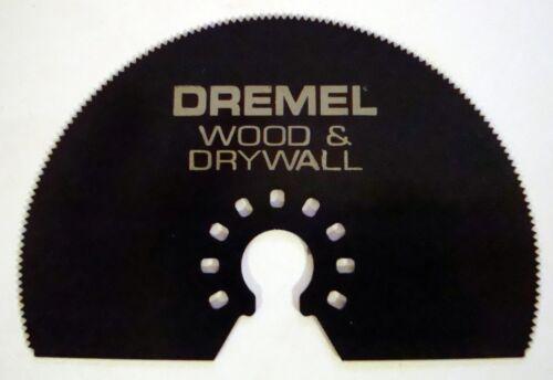"3 NEW DREMEL MM450 MULTI-MAX 3/"" WOOD /& DRYWALL SAW  BLADES"