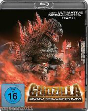 Godzilla 2000 Millennium [Blu-ray] Auf ins neue Jahrtausend! * NEU & OVP *