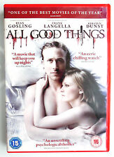 All Good Things (DVD, 2013) Ryan Gosling Kirsten Dunst Frank Langela Region 2
