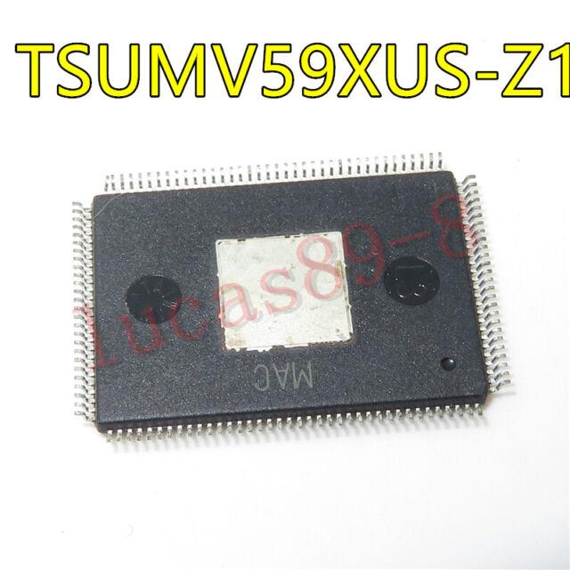1 PCS TSUMV59XUS-Z1 LQFP128 TSUMV59 IC CHIP