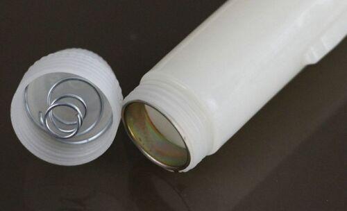 Clignotante DEL conique BOUGIES 6pcs batterie électrique Lumières Feux fondre