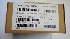 Simplex Pid2975 9178 Cdt Pull Station Part No 690 317 Fireback Box