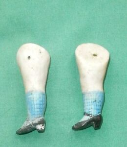 "0.79"" 2.01"" Wire Fixing Antique Legs For Dollhouse Doll"