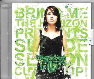 2-CD-ALBUM-24-TITRES-BRING-ME-THE-HORIZON-SUICIDE-SEASON-CUT-UP-2009