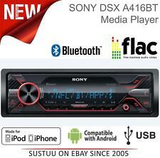 Sony DSX-A510KIT MP3 Bluteooth DAB Radio Media Receiver Car Stereo /& Aerial