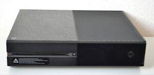 XBOX-ONE-KONSOLE-500-GB-SOLO-ohne-Zubehoer-guter-Zustand-Gewaehrleistung