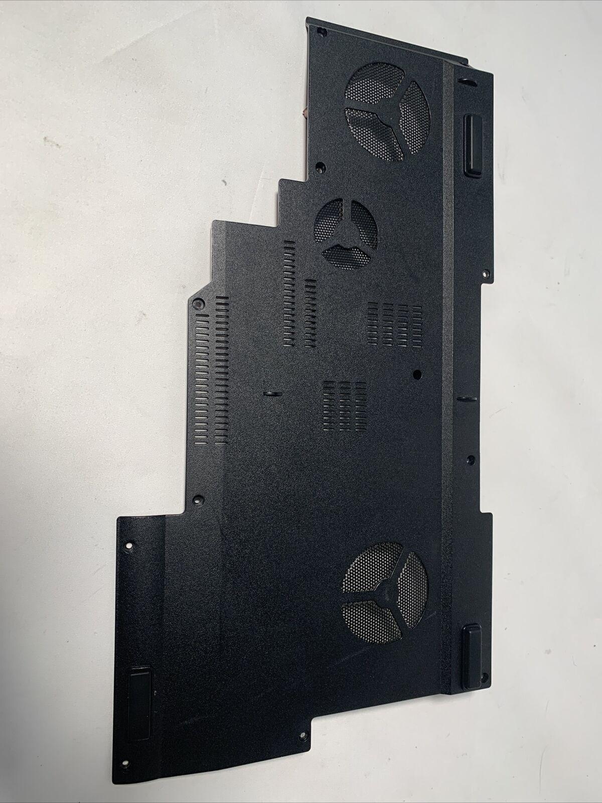 Clevo W87CU Bottom Door Cover Plastic 6-42-W870s-101-1