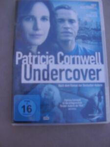DVD - Undercover - Patricia Cornwell - Riesbürg, Deutschland - DVD - Undercover - Patricia Cornwell - Riesbürg, Deutschland