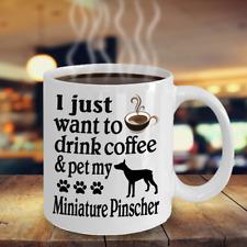 Symple Stuff Musson Miniature Pinscher Coffee Mug For Sale Online Ebay