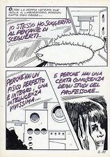 BRUNO MARRAFFA - TAVOLA ORIGINALE ZORDON  (!)