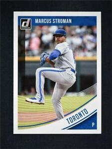 2018-Donruss-Baseball-Base-119-Marcus-Stroman