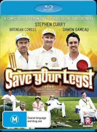 1 of 1 - Save Your Legs! (Blu-ray, 2013)-REGION B -  Brand new - Free postage