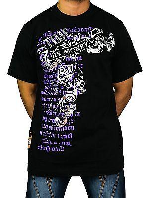 Rhinestone t shirt, time is money urban retro vintage teeshirts, mens hiphop