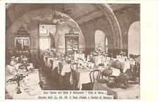 BENEVENTO  -  Hotel Restaurant VILLA DI ROMA  Bar Liquore Strega V. & A. ANZOINO