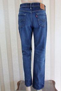 LEVI-039-S-541-Men-039-s-30-31-x-30-Athletic-Fit-Straight-Leg-Stretch-Denim-Jeans-EUC