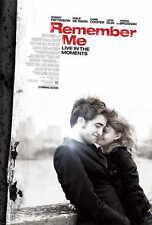 REMEMBER ME Movie Promo POSTER B Robert Pattinson Emilie de Ravin Pierce Brosnan
