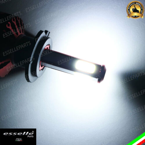KIT LED H7 FORD FIESTA MK7 VIGNALE CANBUS 6000K XENON 9600 LUMEN NO AVARIA LUCI