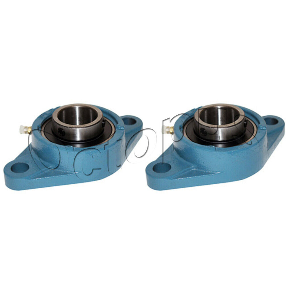 Brand New by Jeremywell Self-Alignment Solid Base 1-1//4 inch Pillow Block Bearing 10 Pieces- UCP206-20