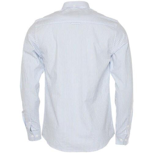 Luke 1977 Mens Slashers Long Sleeve Formal Dress Casual Smart Shirt New Size S X