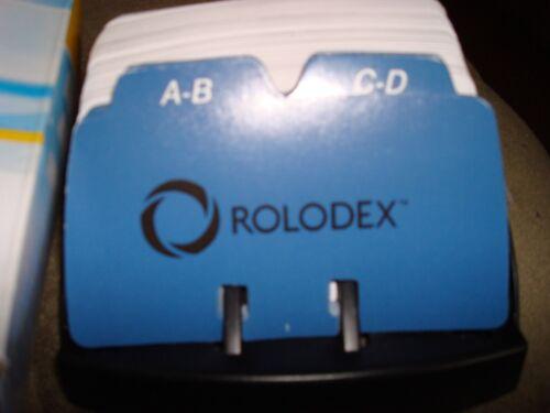 ROLODEX  PETITE CARD FILE 67060