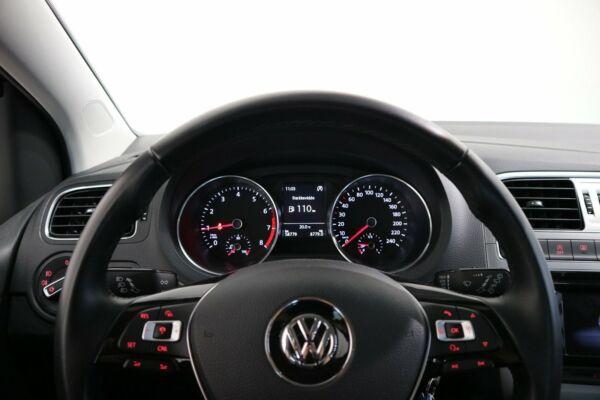 VW Polo 1,0 TSi 95 BlueMotion - billede 3