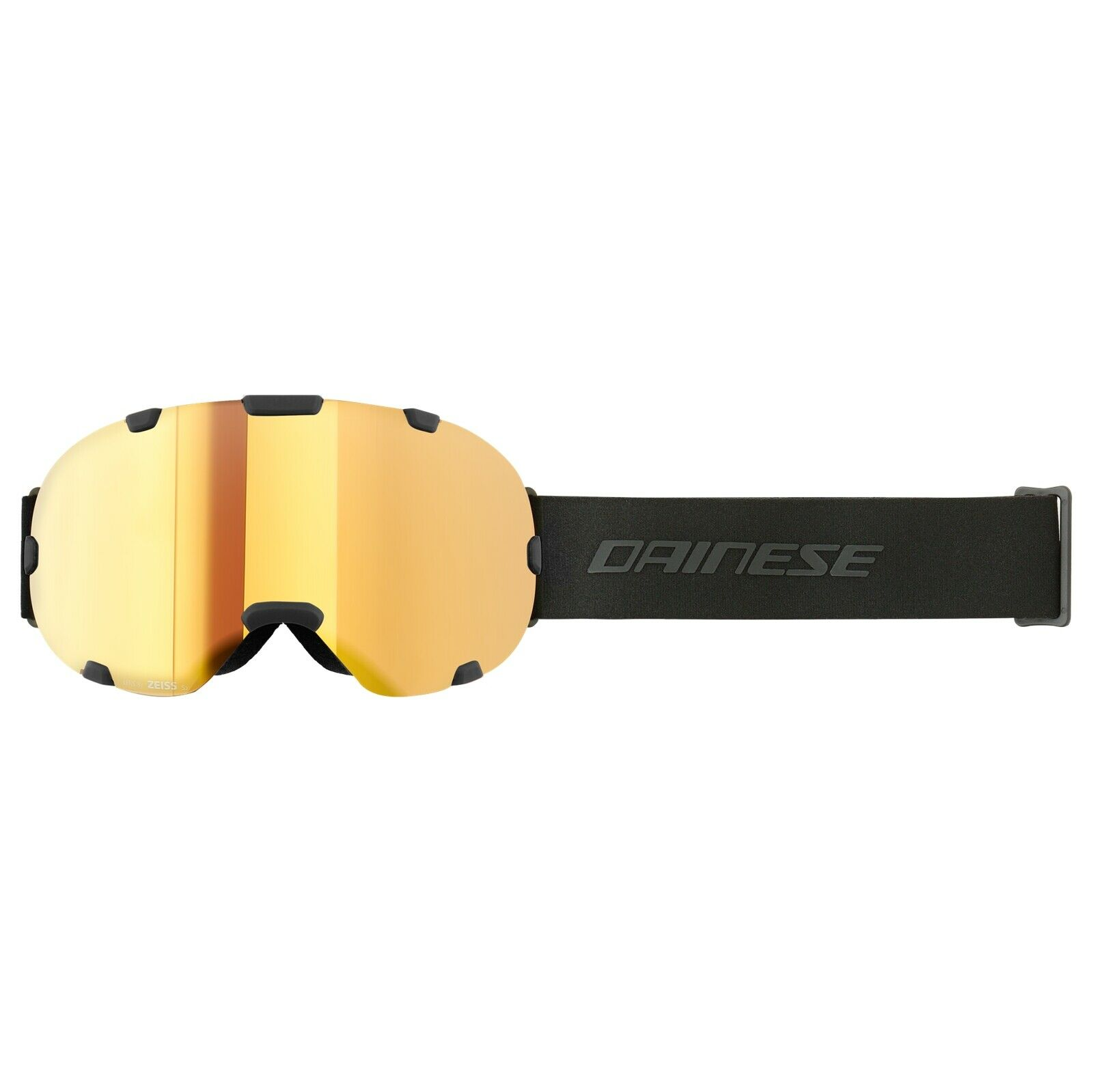 Skibrille Dainese HP Surface stretch limo Skimaske Wintersport Brille