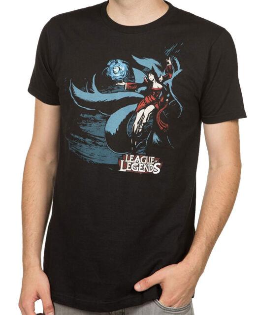 fecad98a1dc8 League Of Legends T Shirts - The Latest Shirt Models 2017