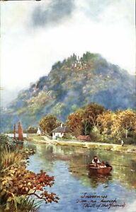 Inverness-Hill-Of-The-Fairies-postcard-Bonnie-Scotland-Raphael-Tuck-Sons-antique