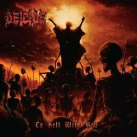 Deicide - To Hell With God Cd 2011 Death Metal Century Media Press