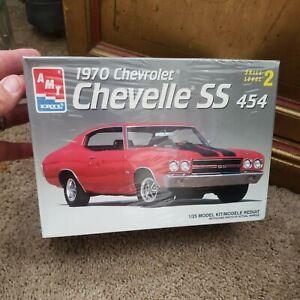 1994 AMT ERTL 1970 Chevrolet Chevelle SS 454 1/25  Model Kit - NEW in Sealed Box