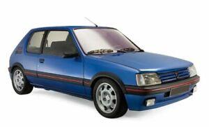 NOREV-184856-PEUGEOT-205-GTi-1-9-diecast-model-road-car-Miami-blue-1992-1-18th