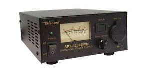 RPS-1230-ALIMENTATORE-30-32-AMPERE-TENSIONE-FISSA-13-8-V