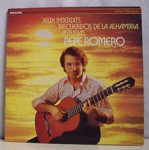 33-tours-PEPE-ROMERO-Disk-LP-12-034-JEUX-INTERDITS-Guitar-PHILIPS-6514381
