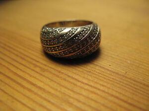 Damen Ring tcm Tchibo Silber 925 viele Zirkonia - Gumpener Kreuz, Deutschland - Damen Ring tcm Tchibo Silber 925 viele Zirkonia - Gumpener Kreuz, Deutschland