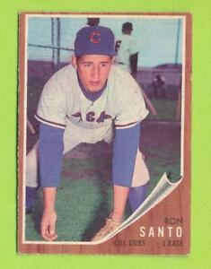 1962-Topps-Ron-Santo-170-Chicago-Cubs