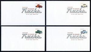 #5101-5104 Pickup Camiones, Digital Color FDC Cualquier 5=