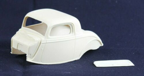 Mill City Replicas 1934 Ford 3 Window Coupe resin transkit model 1//24 scale