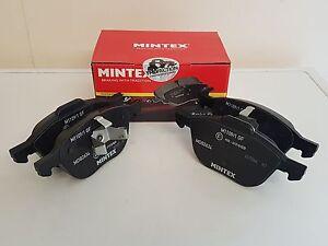 Mazda-3-amp-5-plaquettes-frein-Avant-Veritable-Mintex-MDB2634