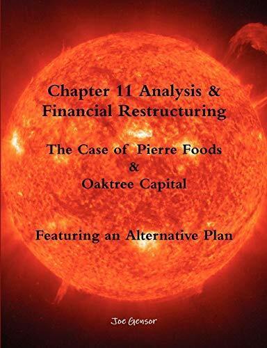 Chapter 11 Analysis & Financial Restructuring: , Gensor, Joe,,