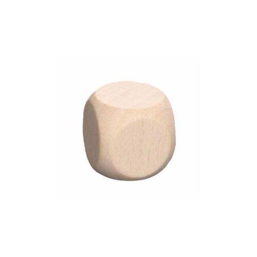8 Stück 18x18mm Holzwürfel