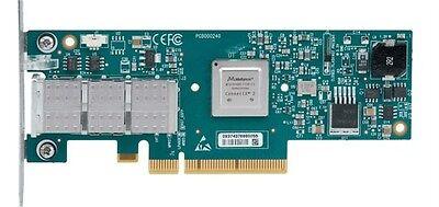 Mellanox MHQH19B-XTR ConnectX-2 VPI 40Gbps PCI-E Fibre-Channel Network Adapter