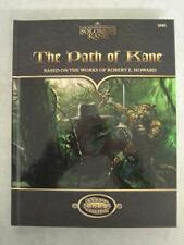 Solomon Kane Supplement: The Path of Kane (2011) Savage Worlds Role Playing Game